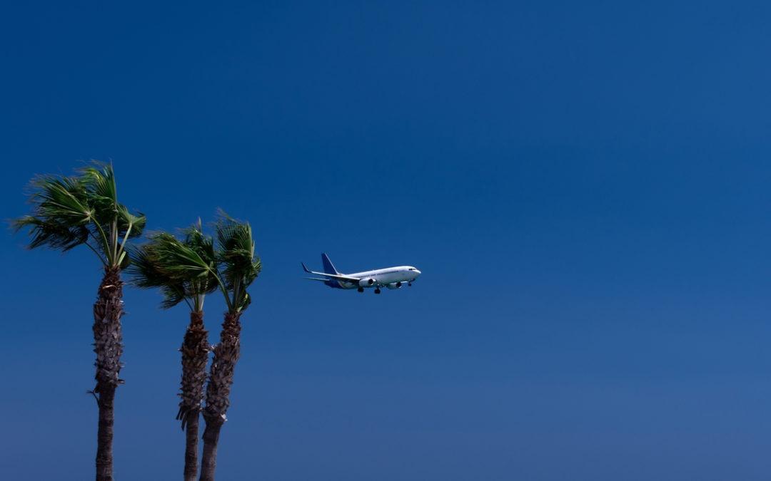 Het Vliegveld van Malaga
