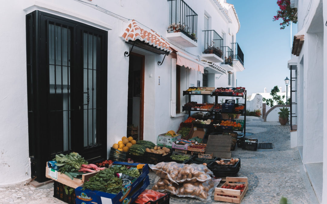 Straatmarkten Provincie Malaga